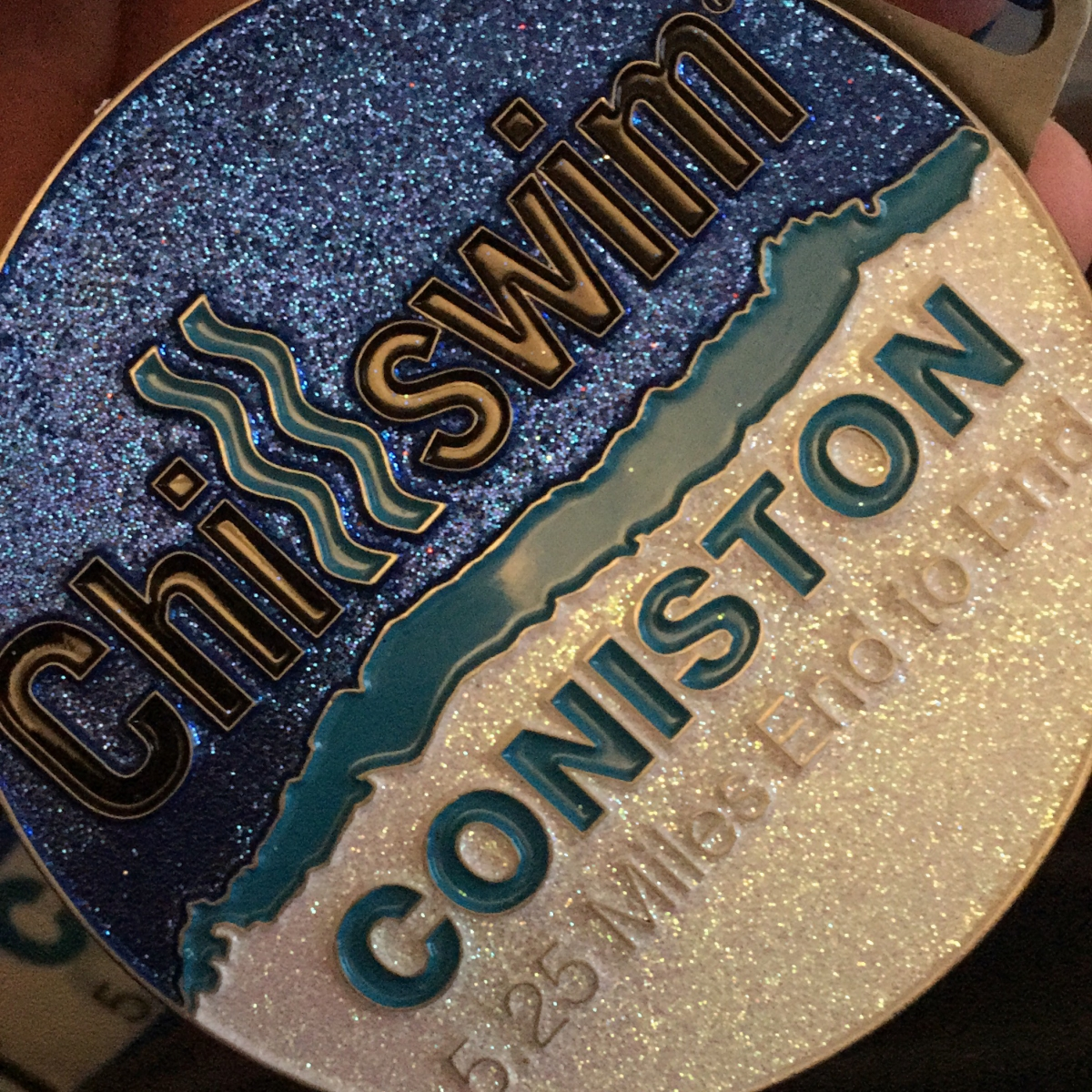Chillswim Coniston End to End 5.25 miles